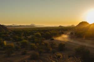 Région de Twyfelfontein, Namibie - Les Routes du Monde