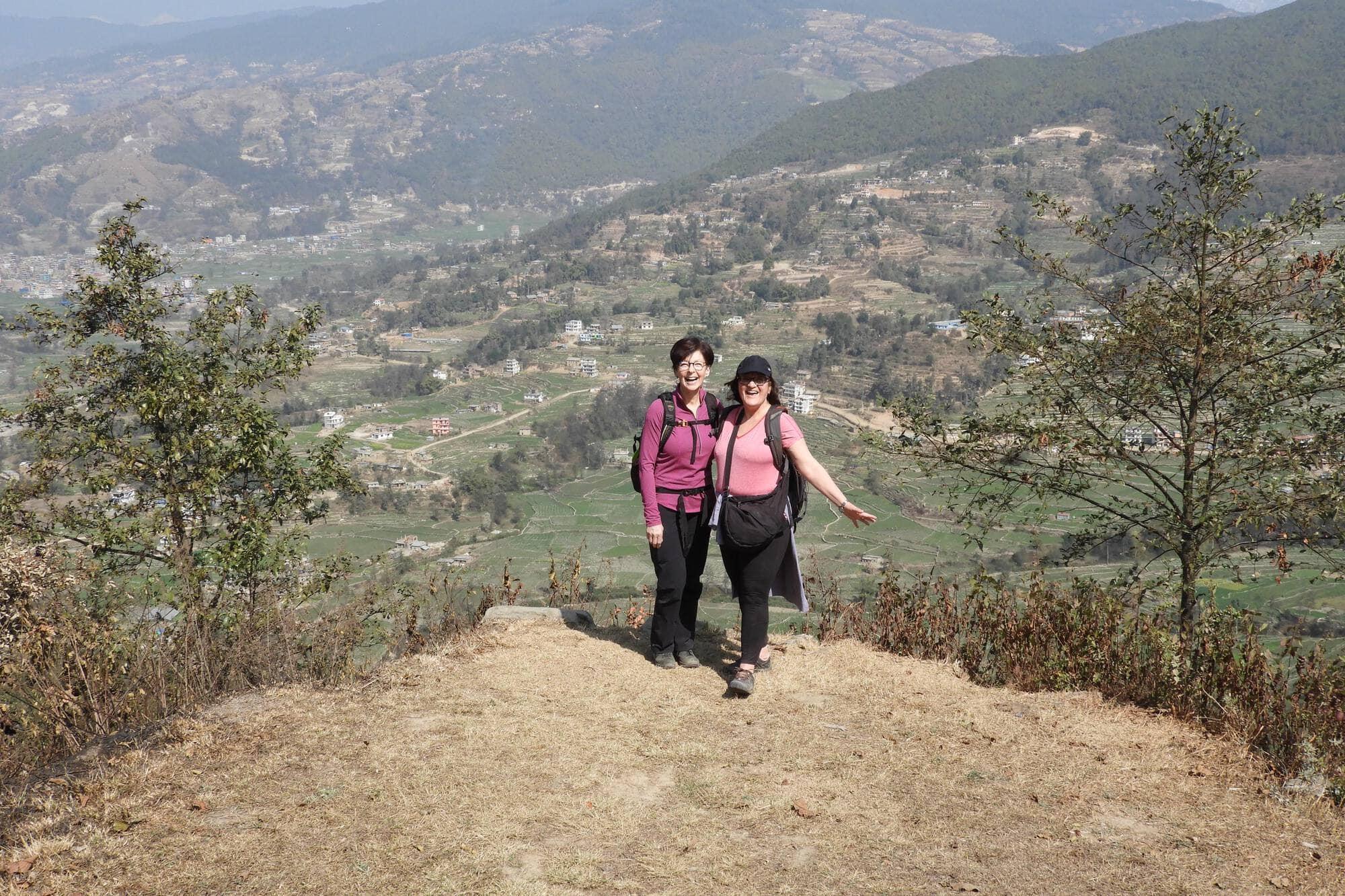 Voyage organisé en petit groupe - Sylvie Bilodeau et Line Bergeron - Maroc - Agence de voyage Les Routes du Monde