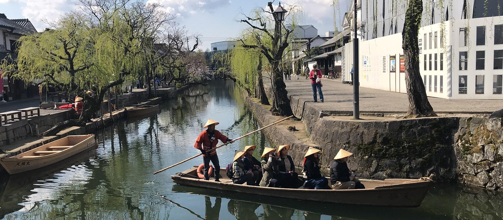 Voyage organisé en petit groupe - Kurashiki - Japon - Agence de voyage Les Routes du Monde
