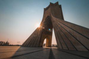 Voyage organisé en petit groupe - Tour Azadi, Téhéran - Iran - Agence de voyage Les Routes du Monde