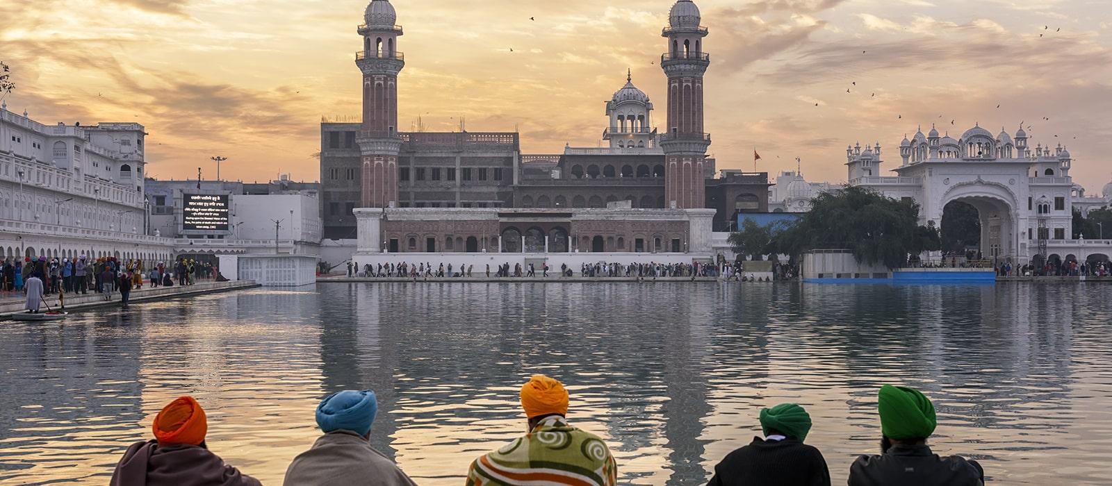 Voyage organisé en petit groupe - Amritsar - Inde - Agence de voyage Les Routes du Monde