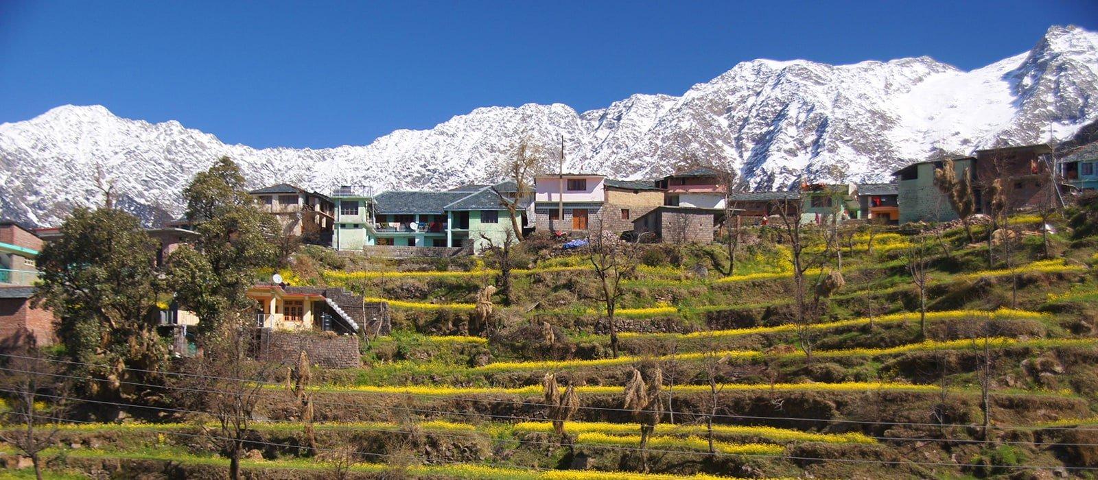 Voyage organisé en petit groupe - Dharamsala - Inde - Agence de voyage Les Routes du Monde