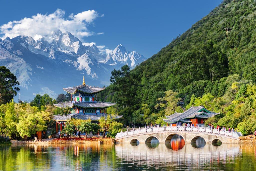 Voyage organisé en petit groupe - Lijiang - Yunnan - Chine - Agence de voyage Les Routes du Monde