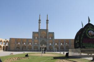 Voyage organisé en petit groupe - Amir Chakhmaq - Yazd - Iran - Agence de voyage Les Routes du Monde