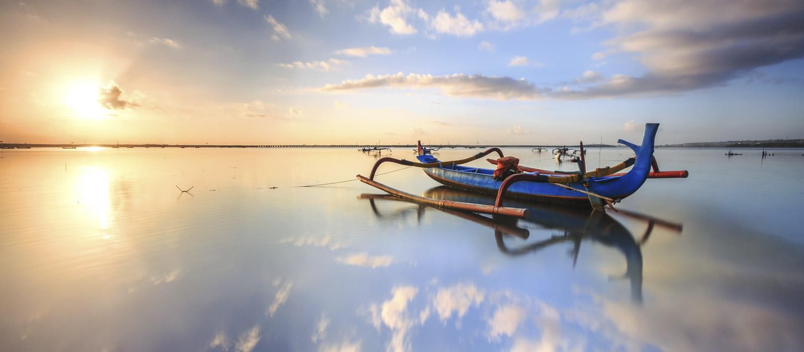 Voyage organisé en petit groupe - Sanur - Bali - Indonésie - Agence de voyage Les Routes du Monde