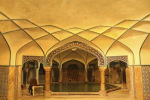 Voyage organisé en petit groupe - Ganjalikhan Hamam - Kerman - Iran - Agence de voyage Les Routes du Monde