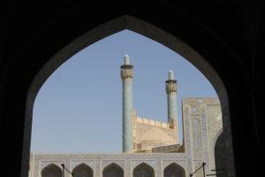 Voyage organisé en petit groupe - Mosquée Imam - Ispahan - Iran - Agence de voyage Les Routes du Monde