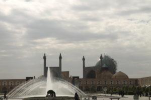 Voyage organisé en petit groupe - Isfahan square - Ispahan - Iran - Agence de voyage Les Routes du Monde