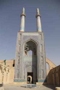 Voyage organisé en petit groupe - Mosquée Jomeh - Yazd - Iran - Agence de voyage Les Routes du Monde