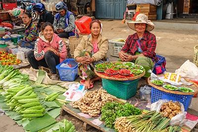 Kyaing tong, Myanmar - Les Routes du Monde