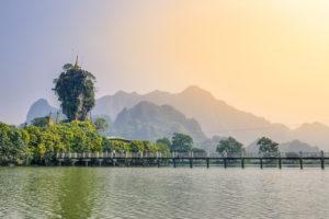 Mawlamyine, Myanmar - Les routes du monde