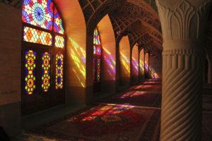 Voyage organisé en petit groupe - Nasir al-Mulk - Chiraz - Iran - Agence de voyage Les Routes du Monde