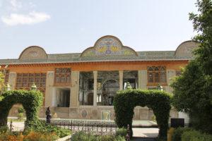 Voyage organisé en petit groupe - Narenjestan Garden - Chiraz - Iran - Agence de voyage Les Routes du Monde
