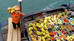 Voyage organisé en petit groupe - Delta Mekong - Vietnam - Agence de voyage Les Routes du Monde