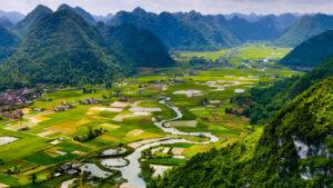 Voyage organisé en petit groupe - Tam Coc - Vietnam - Agence de voyage Les Routes du Monde