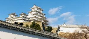 Voyage organisé en petit groupe - château d'Himeji - Japon - Agence de voyage Les Routes du Monde