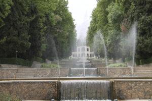 Voyage organisé en petit groupe - Prince Garden - Kerman - Iran - Agence de voyage Les Routes du Monde