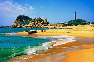 Voyage organisé en petit groupe - plage Muine - Vietnam - Agence de voyage Les Routes du Monde