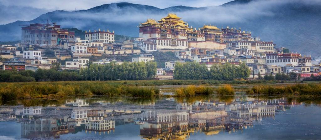 Voyage organisé en petit groupe - Shangri-la - Yunnan - Chine - Agence de voyage Les Routes du Monde