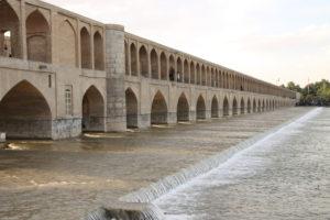 Voyage organisé en petit groupe - Sio Se Pol - Ispahan - Iran - Agence de voyage Les Routes du Monde