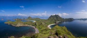 Île de Padar, komodo, Florès, indonésie - Les Routes du Monde