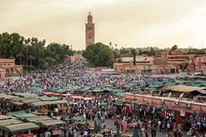 Voyage sur mesure - Marrakesh - Maroc - Agence de voyage Les Routes du Monde