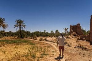 Voyage organisé en petit groupe - Oasis de Skoura - Maroc - Agence de voyage Les Routes du Monde