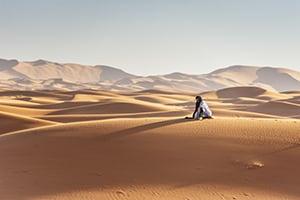Voyage sur mesure - Merzouga - Maroc - Agence de voyage Les Routes du Monde