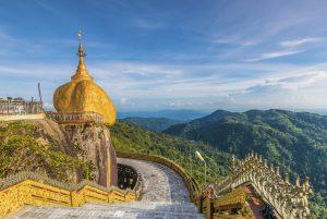 Voyage organisé en petit groupe - Rocher d'Or - Myanmar (Birmanie) - Agence de voyage Les Routes du Monde