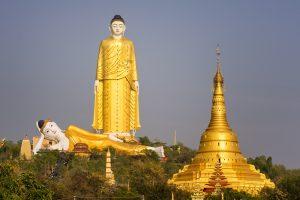 Voyage organisé en petit groupe - Monywa - Myanmar (Birmanie) - Agence de voyage Les Routes du Monde
