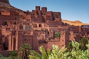 Voyage sur mesure - Ait ben haddou- Maroc - Agence de voyage Les Routes du Monde