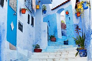 Voyage sur mesure - Chefchaouen - Maroc - Agence de voyage Les Routes du Monde