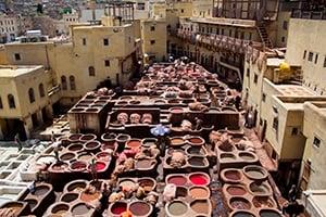 Voyage sur mesure - Fès - Maroc - Agence de voyage Les Routes du Monde
