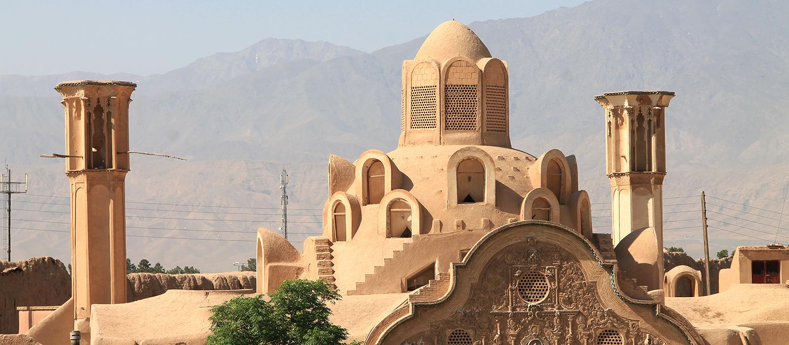 Voyage organisé en petit groupe - Borojerdi's House - Kashan - Iran - Agence de voyage Les Routes du Monde