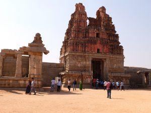 Voyage organisé en petit groupe - Hampi 06 - Inde du Sud - Agence de voyage Les Routes du Monde
