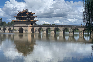 Voyage organisé en petit groupe - Jianshui - Chine - Agence de voyage Les Routes du Monde
