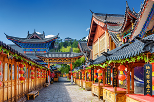 Voyage organisé en petit groupe - Kunming - Chine - Agence de voyage Les Routes du Monde