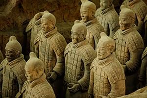 Voyage organisé en petit groupe - Xian - Armée de Terre Cuite - Chine - Agence de voyage Les Routes du Monde