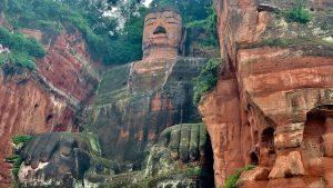 Voyage organisé en petit groupe - Leshan - Grand Buddha - Chine - Agence de voyage Les Routes du Monde
