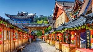 Voyage organisé en petit groupe - Lijiang - Chine - Agence de voyage Les Routes du Monde