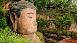 Voyage organisé en petit groupe - Sichuan - Leshan - Grand Buddha - Agence de voyage Les Routes du Monde