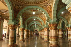 Voyage organisé en petit groupe - Palais Mysore - Inde - Agence de voyage Les Routes du Monde