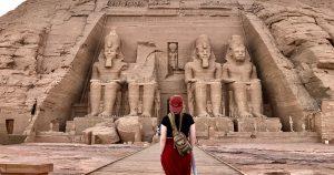 Voyage organisé en petit groupe - Abou Simbel - Egypte - Agence de voyage Les Routes du Monde