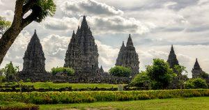 Voyage organisé en petit groupe - Prambanan - Java - Indonésie - Agence de voyage Les Routes du Monde
