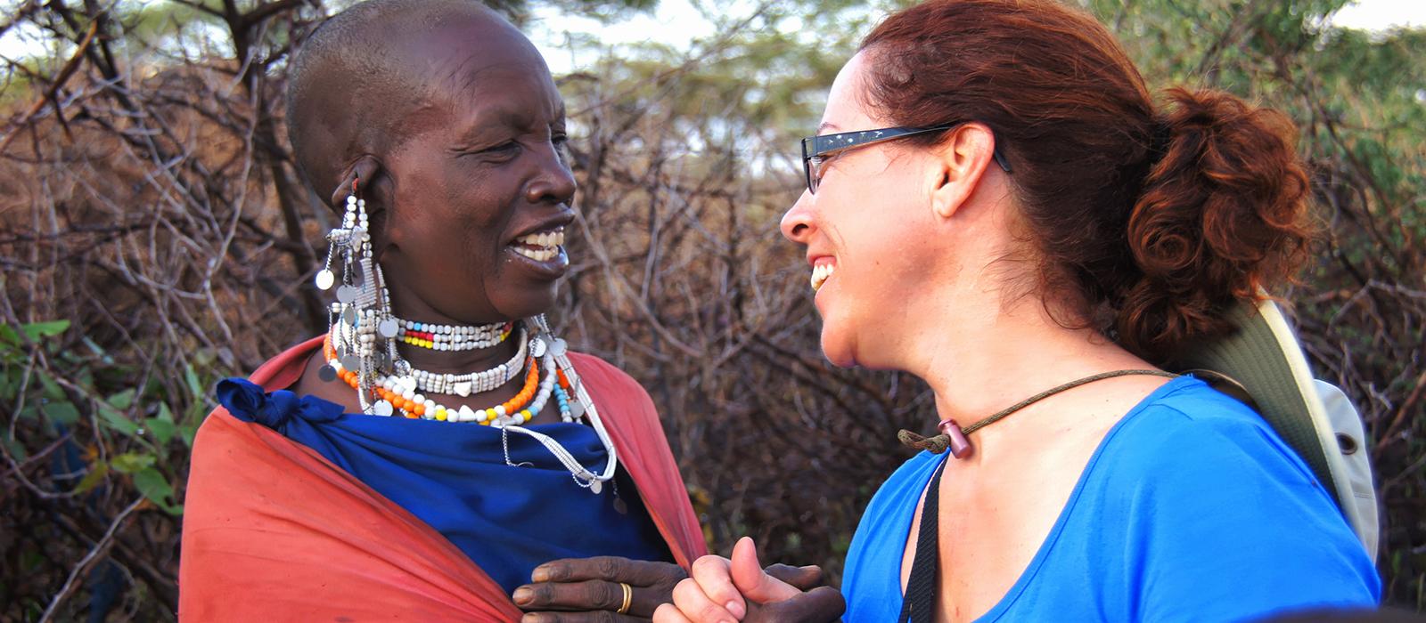 Longido - tanzanie - Tourisme durable - Les routes du monde
