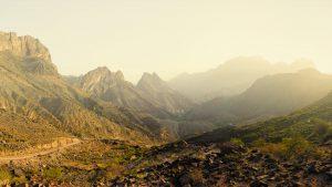 Wadi Bani Awf, Oman - Les Routes du Monde - Voyages en petits groupes et sur mesure