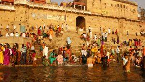 Varanasi, sur le voyage Inde Sacree de les Routes du Monde