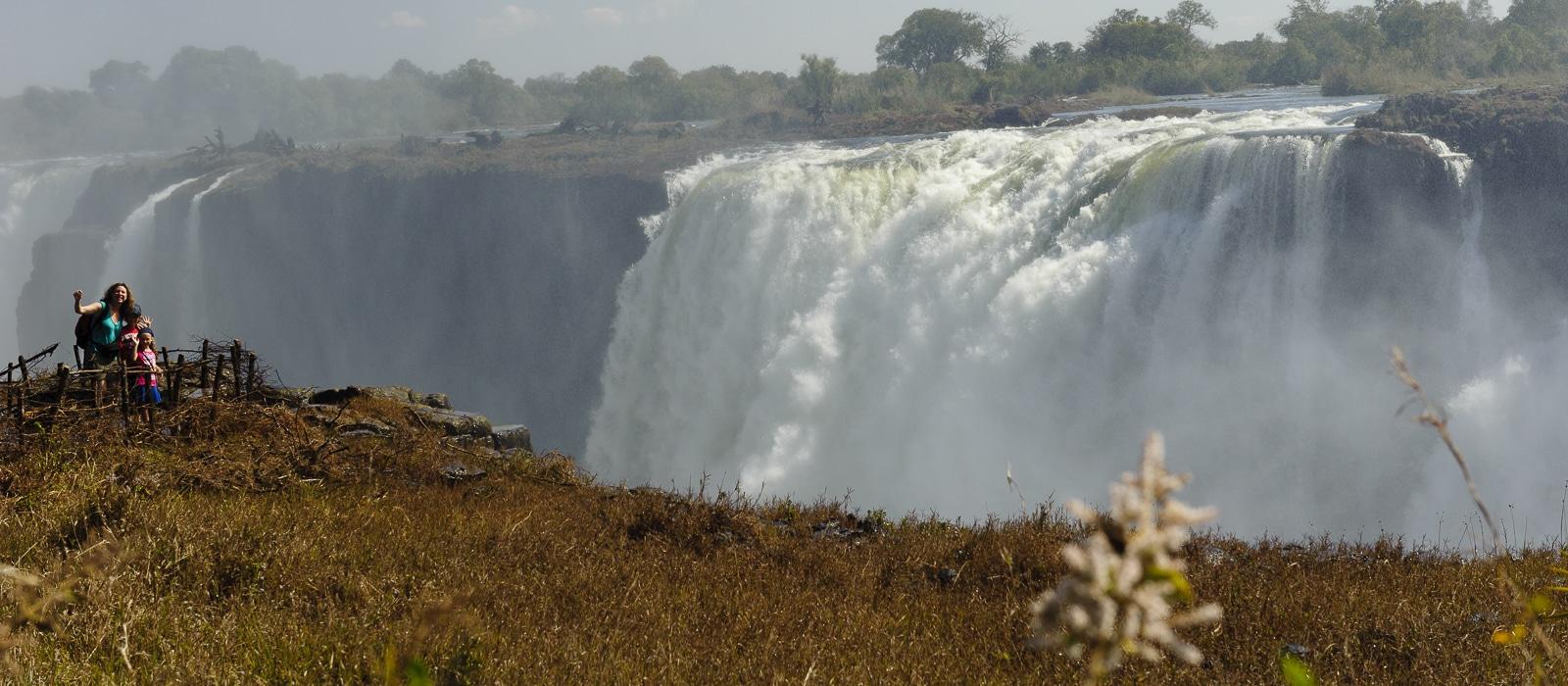Chutes Victoria, Zimbabwe - les Routes du Monde