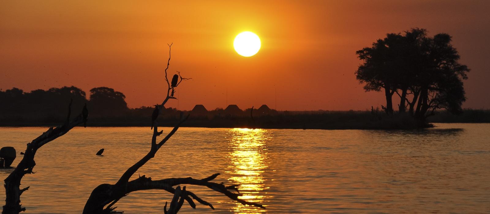 Voyage organisé en petit groupe - Chobe - Botswana - Agence de voyage Les Routes du Monde