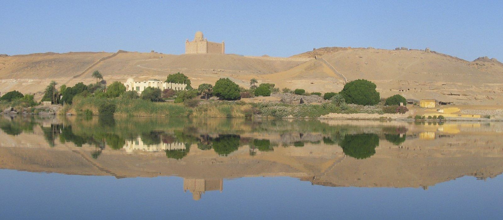 Voyage organisé en petit groupe - Assouan - Egypte - Agence de voyage Les Routes du Monde